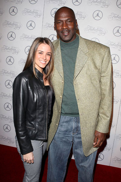 Girlfriend michael jordan Michael Jordan