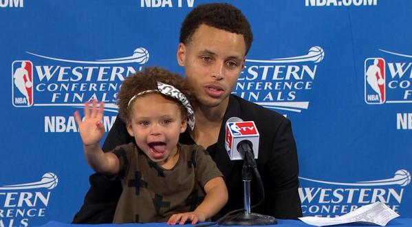 Riley Curry 2