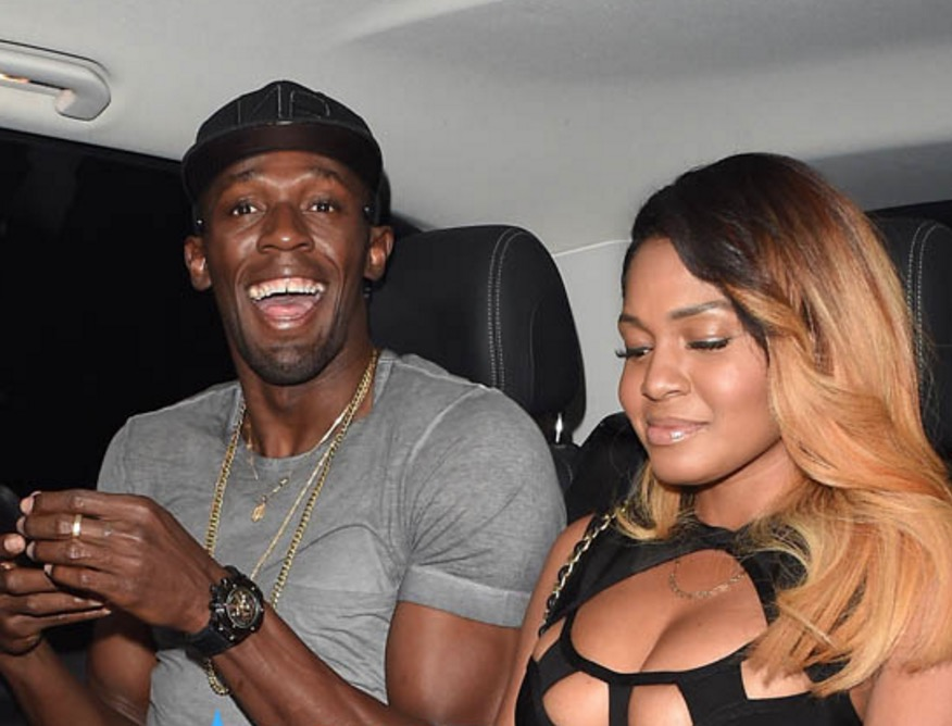 Photos Usain Bolt With New Woman After Having Threesome