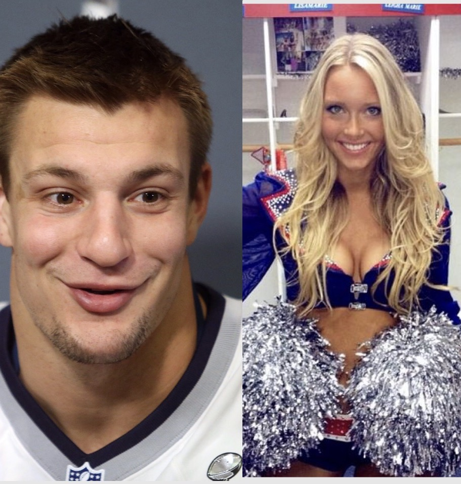 Camille Kostek Pregnant: Photos: Friends Say Rob Gronkowski Is Not Dating Camille