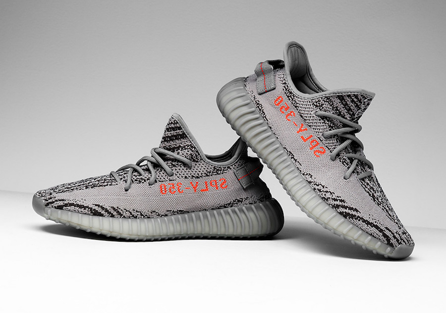 yeezy beluga real vs fake box e