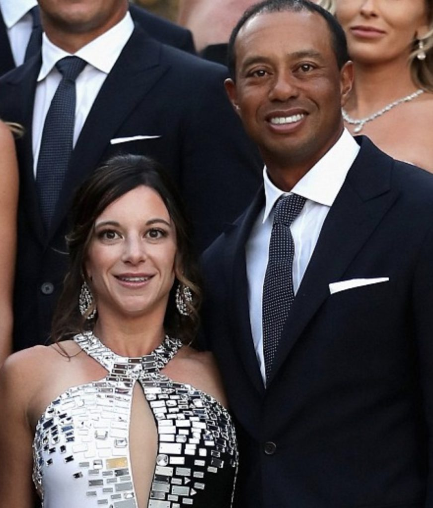 Tiger Woods New Girlfriend Erica Herman is a Gold Digger Trying to ...