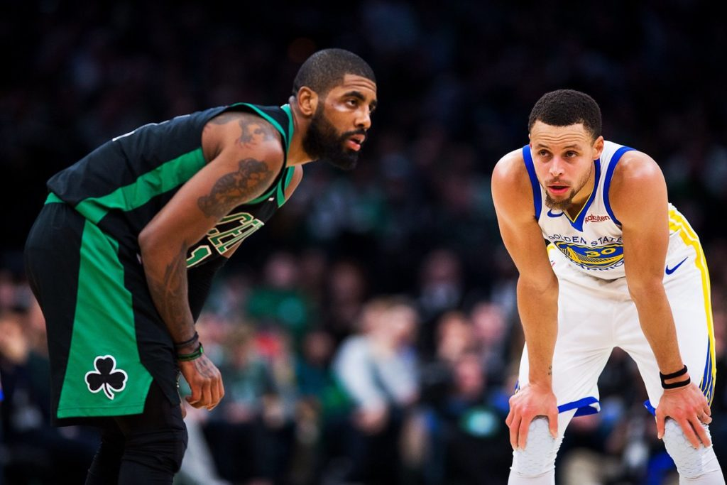 Video: Steph Curry responds to Kyrie Irving's lucky ...Kyrie Irving Sage