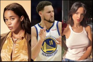 What Happened When Klay Thompson's Ex-Girlfriend Ran Into The Woman He Allegedly Left Her For (Pics-Vids-IG Stories)