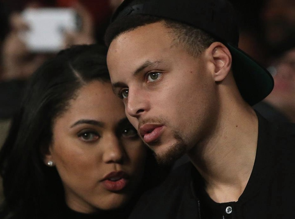 steph curry comments on his ayesha saying she u0026 39 s insecure