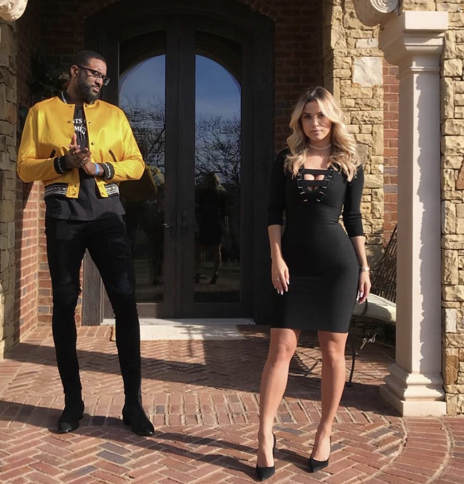 Clippers Patrick Patterson and Sarah Nassar's Wedding ...