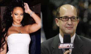 Watch Jeff Van Gundy Give a Play By Play Of The Time He Thought About Shooting His Shot With Rihanna (Vids-Tweets-IG)