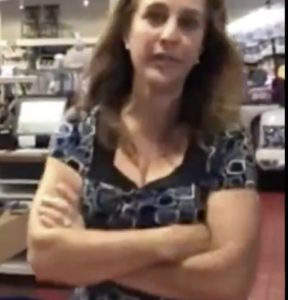 Video: Florida Woman Debra Vecchio Hunter Coughs on Cancer Patient at Pier 1; Here is All Her Info