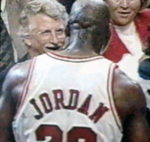Video: '90's Era Chicago Bulls Team Doctor Michael Lewis Details What it Was Like To Be Around Michael Jordan; Find Out Why MJ Payed Through a Neck Injury After Being Told To Sit Out