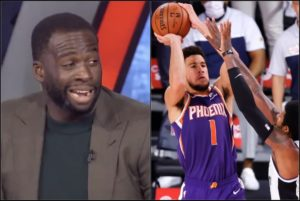 Video: Draymond Green Wants Devin Booker Out of Phoenix and To The Warriors